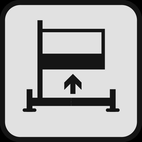 hiss-klätterplattformar